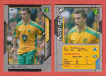 Norwich City Adam Drury